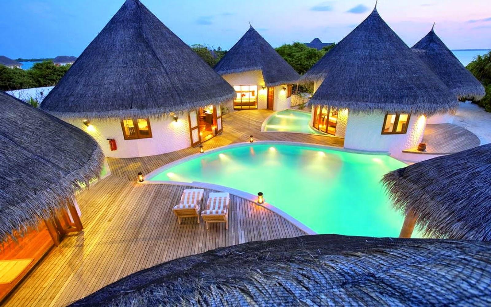 The best Resort in Maldives